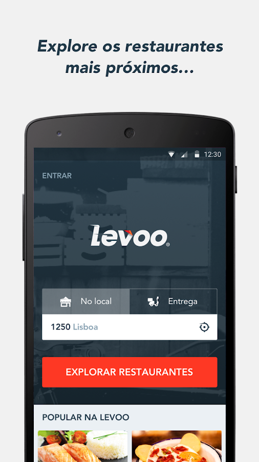 Levoo- screenshot