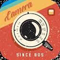 Film 80s Vintage - Retro Film Cam & Vintage Effect icon