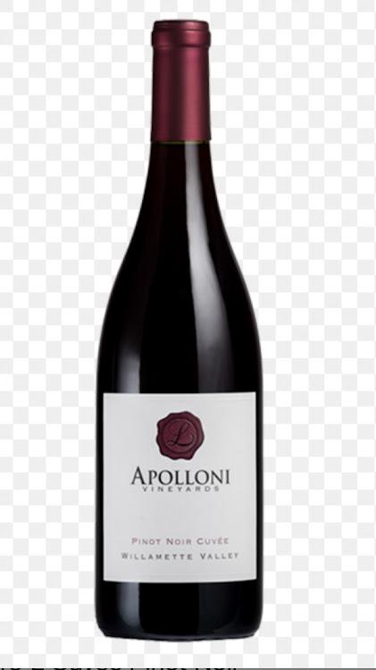 Logo for Apolloni Pinot Noir