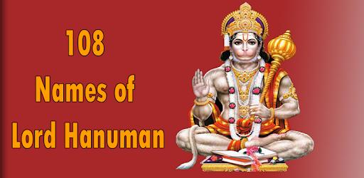 108 Names of Lord Hanuman - Apps on Google Play