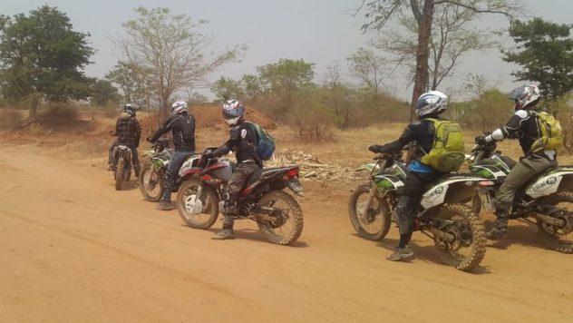 Go Motorcycling in Mandalay