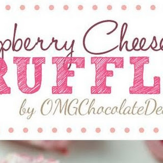 Raspberry Cheesecake Truffles