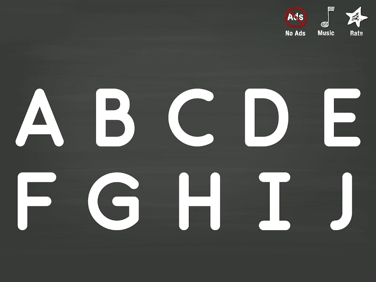 Trace Letters & Words- screenshot