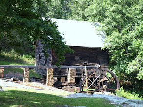 Photo: Ragsdale Mill - Homer, GA - www.WeddingWoman.net