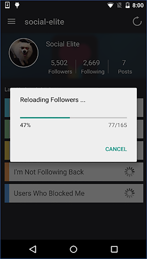 Followers Master for IG Prank for PC