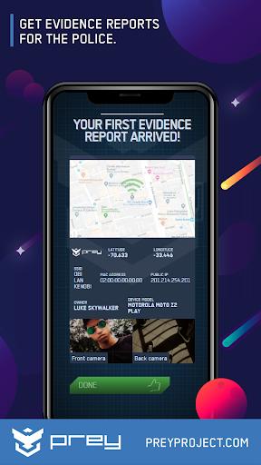 Prey Phone Tracker screenshot 7