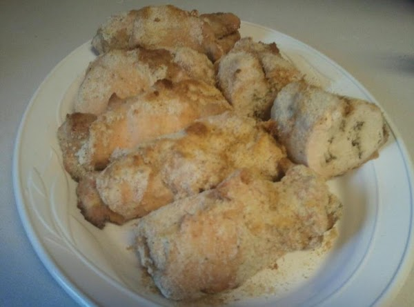 Parmesan Chicken Breast Roll Ups Recipe