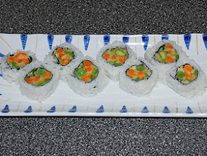 Photo: Veggie Roll