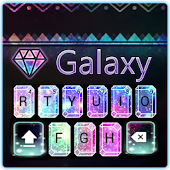 Galaxy cheetah keyboard