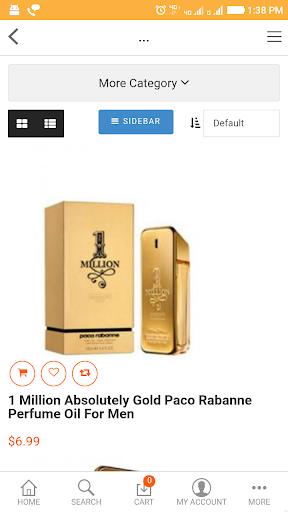 Generic Perfumes Store by Hararah (Google Play, United States