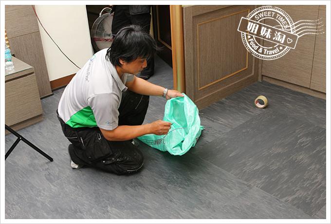 富銘塑膠地板Green-Flor 超厚度 高耐磨