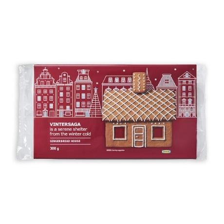 Gingerbread House 300g RM18.90