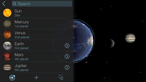 Solar Walk Lite - Planetarium 3D: Planets System 2.7.1.1 screenshots 10