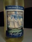 Leelanau Cellars Select Harvest Riesling