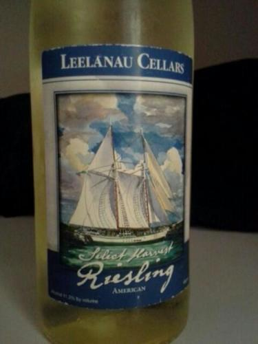 Logo for Leelanau Cellars Select Harvest Riesling