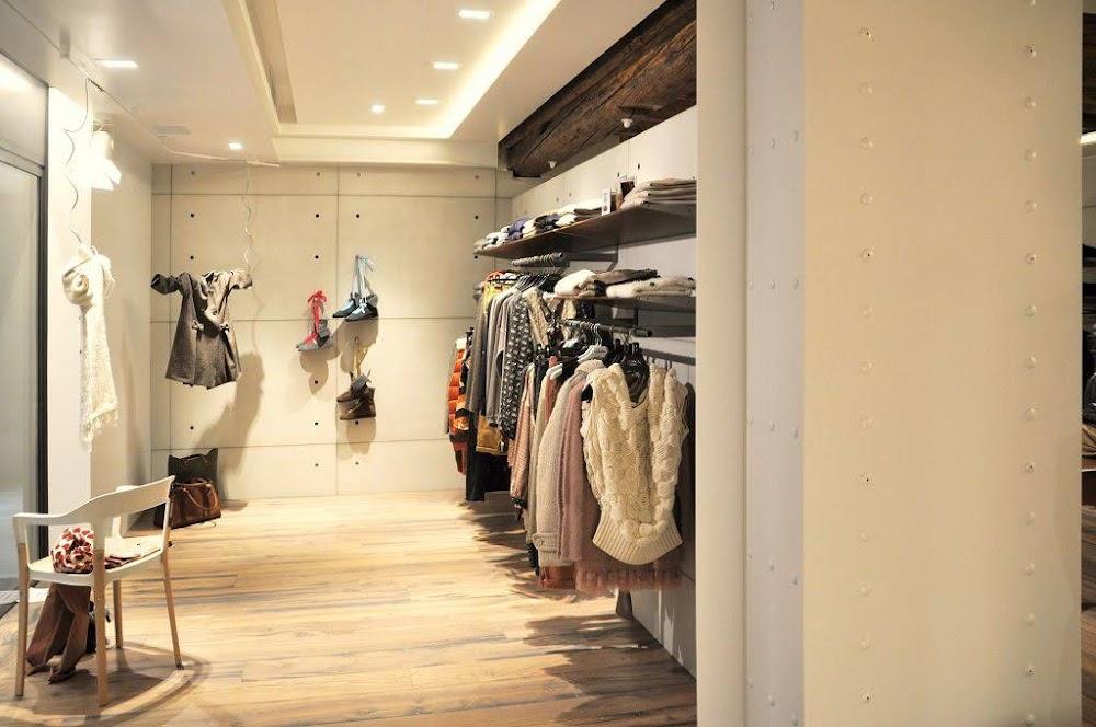 bố trí shop quần áo