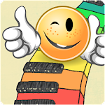 Fun Piano for Kids Icon