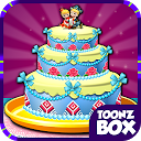 Cake Decoration Games mobile app icon