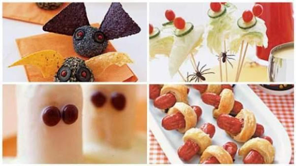 4 Must Have Halloween Recipes You Can't Live With