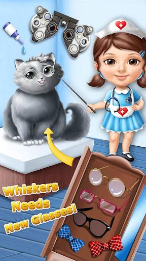 Sweet Baby Girl Cat Shelter Screenshot