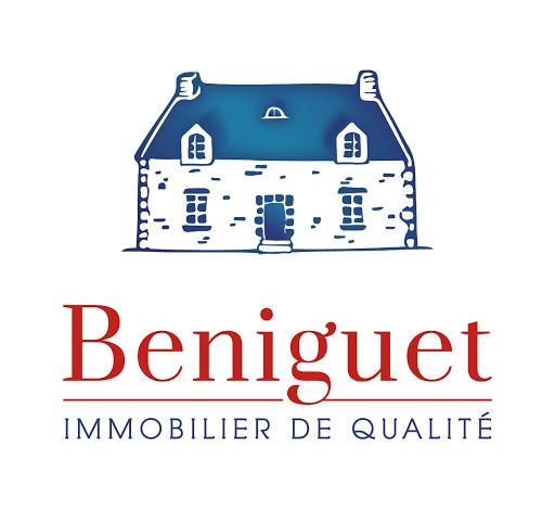 Logo de BENIGUET IMMOBILIER