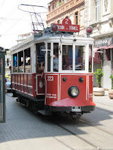 Photo: Day 106 - The Old Tram to Taksim