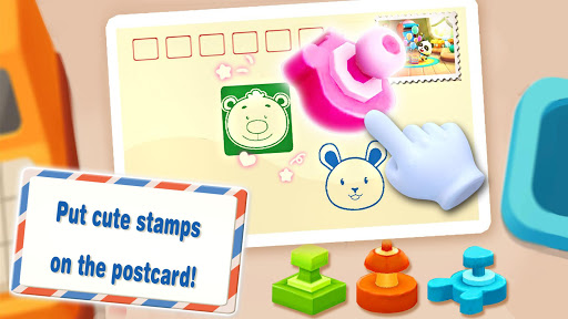 Baby Panda Postman-Magical Jigsaw Puzzles 8.24.10.00 screenshots 4