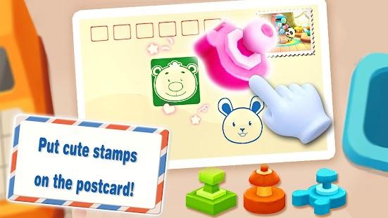 Tải Baby Panda Postman APK