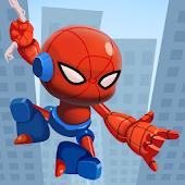 Amazing Robot Spider