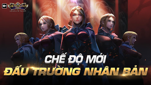 Garena Liên Quân Mobile 1.25.1.2 Cheat screenshots 1