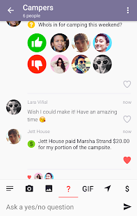 Dasher Messenger- screenshot thumbnail