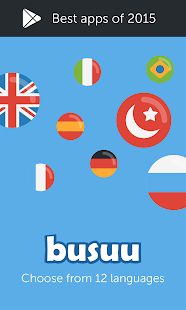 busuu: Fast Language Learning Screenshot 1