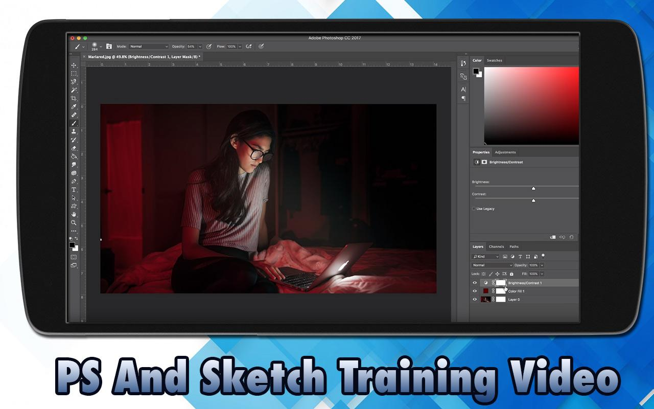 Learn Photoshop - Free Video Lectures - 2019 APK Latest Version