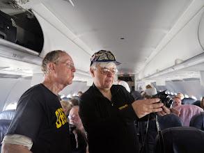Photo: Joe Rao and an Oregonian eclipsechaser