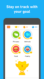 Duolingo Mod Apk 4.83.4 (All Unlocked + No Ads + Offline) 5