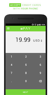xPAY - Credit card payment POS- screenshot thumbnail