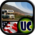 Ultimate Public Campgrounds (US & CA) icon