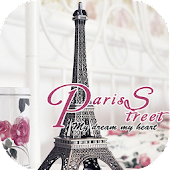 Paris locker theme