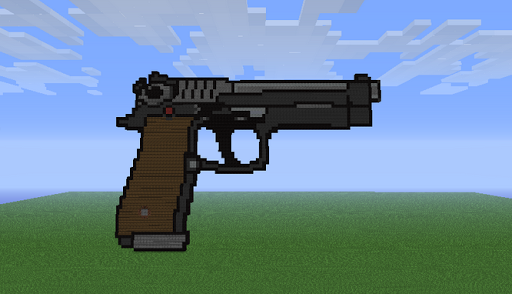 Guns Mod for MCPE|玩拼字App免費|玩APPs