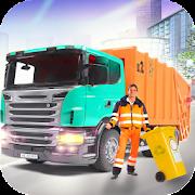 Garbage Dumper Truck Driver 3D