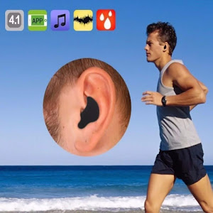 Casca mini Bluetooth 4