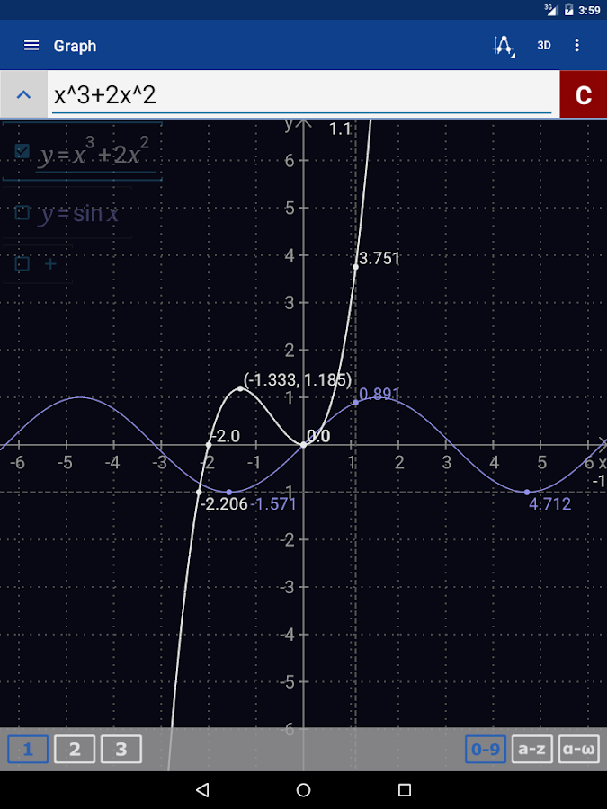 Graphing Calculator + Math- screenshot
