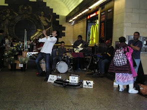 Photo: Penn Station - always good live music.