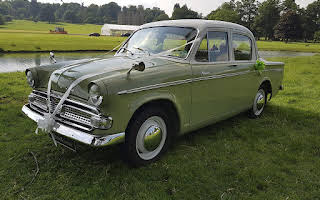 Hillman Minx Series 3a Rent Greater London