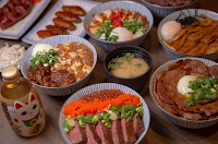 滿燒肉丼食堂 八德門市