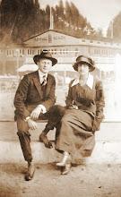 Photo: Mervyn R Marks and Celia Heyman 1915