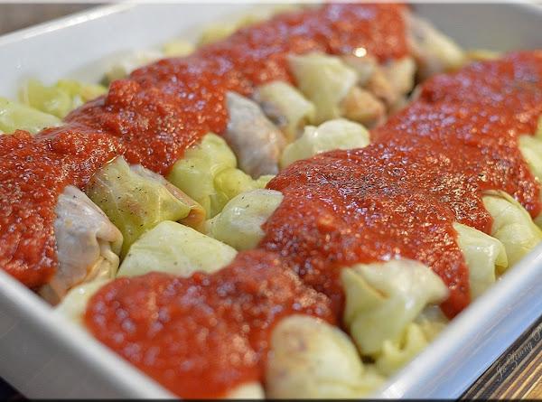 Healthy Vegetarian Quinoa Cabbage Rolls Recipe