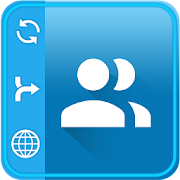 Contact manager: Backup, sync, restore & merge