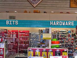 Photo: Hardware