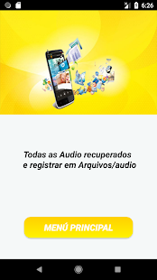 App Recuperar áudios apagados conversas APK for Windows Phone
